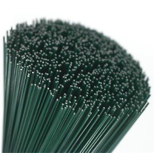 Stub Wire Green lacquered Florist Wreath Wiring 18,20,22 SWG choice of Length