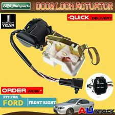 Front Driver Right Door Lock Actuator For Ford Falcon AU BA BF 98-06 BAFF21812A