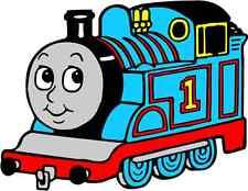 "Thomas the Tank Engine Cartoon Car Bumper Sticker Decal 5"" x 4"""