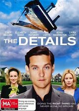 The Details DVD Tobey Maguire Elizabeth Banks Ray Liotta Kerry Washington