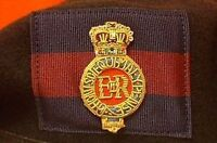 Life Guards Beret Badge Officers LG Beret Badge Life Guards Officers Beret