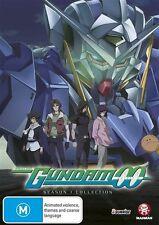 Mobile Suit Gundam 00 : Season 1 (DVD, 2011, 6-Disc Set) New  Region 4