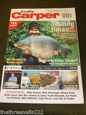 CRAFTY CARPER - PELLETS -  JULY 2002 # 59