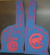 MLB Foam Finger, Chicago Cubs, NEW