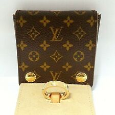 502.LOUIS VUITTON Damenring 18K / 750 Gelbgold RG.56 (17,8 mm Ø) org.Canvas Etui
