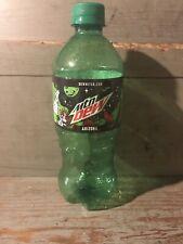 Mountain Dew Collectible State Bottle Arizona Empty