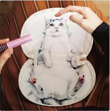 Japanese Game Neko Atsume ねこあつめ  Cute Cat Cosmetic Beauty Makeup Bag Case Travel