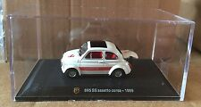 "DIE CAST "" 695 SS ASSETTO CORSA - 1969 "" + TECA  BOX 2 SCALA 1/43"