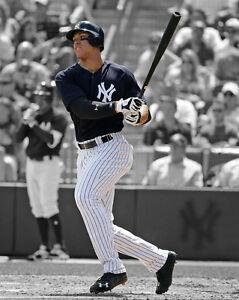 NY New York Yankees AARON JUDGE Glossy 8x10 Photo Spotlight Print Poster