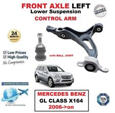 FRONT AXLE LEFT SUSPENSION Lower ARM for MERCEDES BENZ GL CLASS X164 2006->on