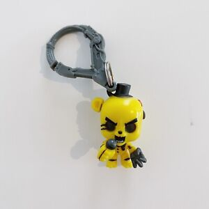 Five Nights At Freddy's Golden Freddy Collector's Bag Clip