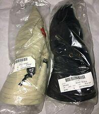 Goretex boonie hats black or khaki (u-choose) adjustable sz Med Lg XL FLOATS