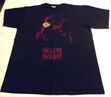 NEGURA BUNGET Vintage T-Shirt - L- Behemoth Bathory Gorgoroth Emperor Immortal