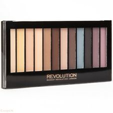 Makeup Revolution London Redemption Eyeshadow Palette Essential Mattes 12 Shades