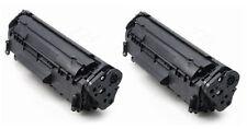2 x Kartuschen für Canon i-SENSYS LBP-3010 LBP-3100 / Cartridge 712 Toner