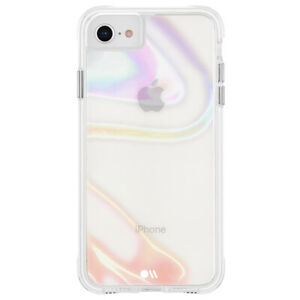 Case-Mate Apple iPhone SE (2020) Apple iPhone 8 | 7 Case | Soap Bubble