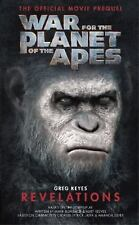 War for the Planet of the Apes: Revelations (Paperback or Softback)