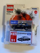 2020 TOMICA TOYOTA CROWN COMFORT TAXI WALMART EXCLUSIVE TOMY MOC