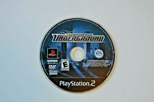 Need for Speed: Underground (Disk Only, 2003) PlayStation 2 Game