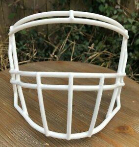 New Riddell SpeedFlex SF-2BD Football Helmet  Facemask / Faceguard - White