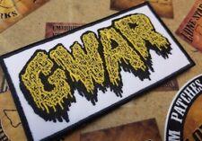 GWAR Patch