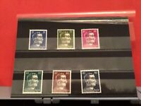 Liberation of Rumburg Overprint Mint Never Hinged Stamps R37143