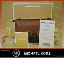 NWT Michael Kors Florence Mini Messenger Crossbody Shoulder Bag