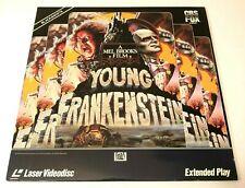 Young Frankenstein LaserDisc Movie • A Mel Brooks Film • Gene Wilder