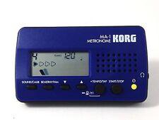 Korg Metronome  MA-1  Blue and Black MA-1BL