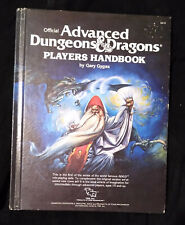 Advanced Dungeon and Dragons - 1st Edition Player's Handbook (Revised Cover) OOP