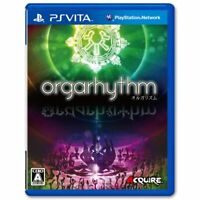 USED PS VITA Orgarhythm PSV 10280 JAPAN IMPORT