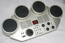 Yamaha DD-20C Digital Drums Percussion Drum Sound Effect Machine Pads w/Line Out