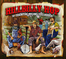 HILLBILLY HOP - 50 ESSENTIAL CLASSICS (NEW SEALED 2CD)
