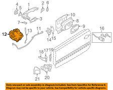 VOLVO OEM 98-04 C70 Front Door-Lock Latch Kit 8626197