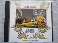 Frank Sinatra - Strangers in the night - CD printed in Japan SUPER RARE