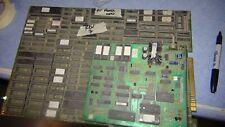 Atari PIT FIGHTER Arcade Video Game PCB Logic Board-Works 100% Revision 7 Jamma