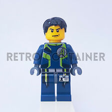 LEGO Minifigures - 1x agt001a - Agent Chase - Agents Omino Minifig Set 8633