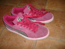 PUMA SUEDE LADIES/GIRLS TRAINERS,SIZE UK 4,EUR 37,G/C,DESIGNER TRAINERS