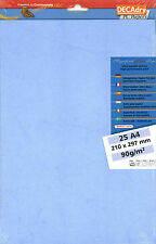 Decadry SCL-7854 Buffalo Blue A4 Writing Paper Themed Letterhead Paper