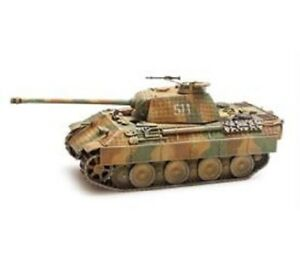 Artitec  - WM Panther Ausf. A Zimmerit 1:87 Scale Pre Painted Metal Model - T48P