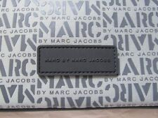 "Marc Jacobs 13"" Laptop Sleeve Embossed Logo NEW"