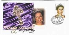 Envelop Royalty 2006 - The Gambia - Juwelen Maxima / Broche (roye010)
