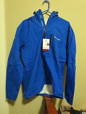 Mens New Marmot Essence Jacket Size Medium Color True Blue
