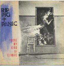 """Rip Rig + Panic - You're My Kind Of Climate c/w She Gets Hungry... 12"""" JAPAN 45"""