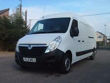 Vauxhall Movano LWB Vans/Pickups