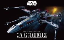 "1/72 X-Wing Star Fighter Star Wars Multi 8"" Model Kit Bandai Hobby"