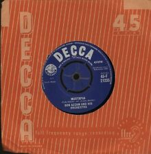 """Bob Azzam(7"""" Vinyl)Tintarella Di Luna/ Mustapha-Decca-F 21235-UK-1960-VG/VG"""