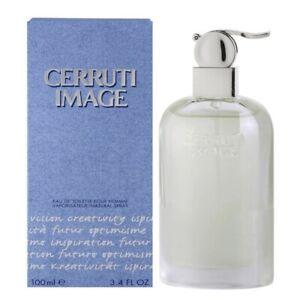 Parfum Cerruti Image pour Homme 100ml Eau de Toilette Vaporisateur Neuf BlisterP