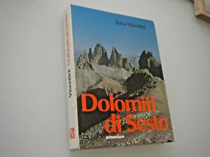 LUCA VISENTINI - DOLOMITI DI SESTO