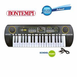 Bontempi: Tastiera digitale 37 Tasti Passo Medio 15 3780